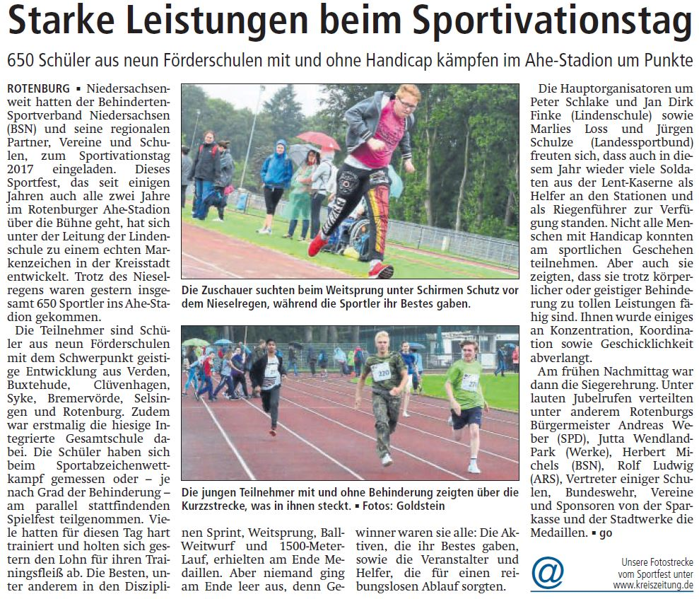 Sportivationstag